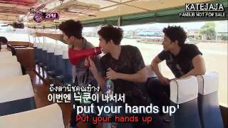 getlinkyoutube.com-[Thai sub] 111110 2PM - Cover Dance Festival! K-POP Roadshow 1/4
