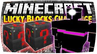 getlinkyoutube.com-MINECRAFT: LUCKY BLOCKS CHALLENGE - JEFFERY | Ore Spawn Mod // [Deutsch | HD]
