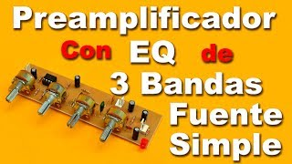 getlinkyoutube.com-Preamplificador estereo con tonos y fuente simple