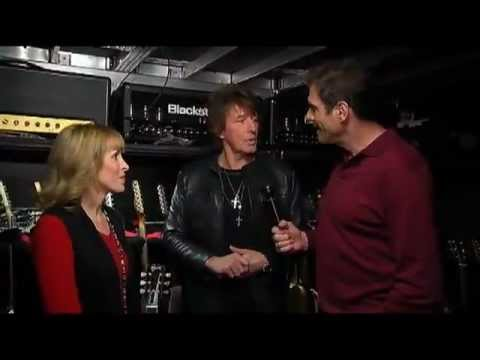 Daytime - Richie Sambora Interview with Jerry and Cyndi