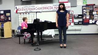 getlinkyoutube.com-Voice Studio recital - Alex