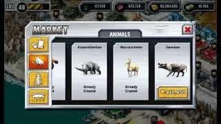 getlinkyoutube.com-Jurassic park builder glacier park
