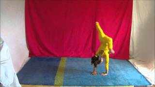 getlinkyoutube.com-Erifilly - The Back Walkover - An Exploration! Watch and Learn !!! :)X