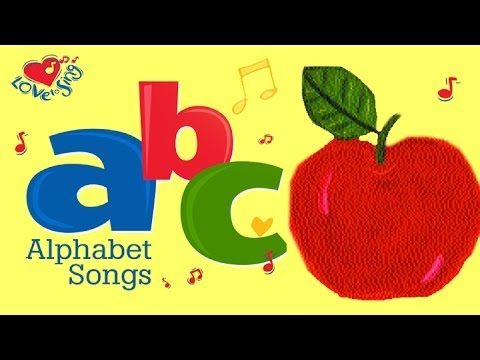 A for Apple Alphabet Fun! Children Love to Sing and Learn ABC Kids Songs