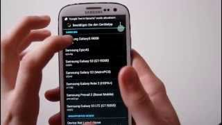 Samsung Galaxy S3 Android 5.1.1 Update ohne PC