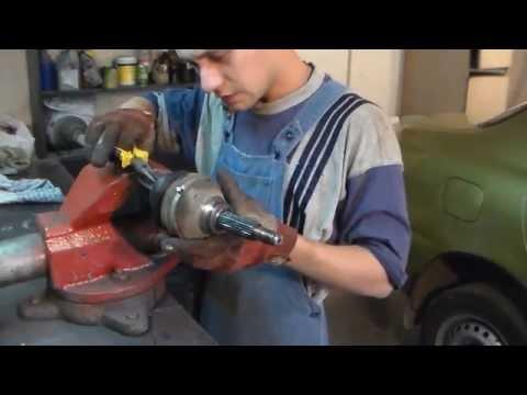 Где датчик износа тормозных колодок в ЗАЗ Таврия