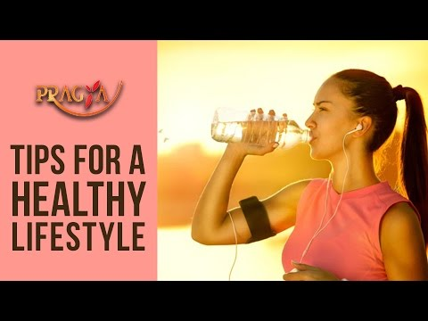 Tips to Kickstart a Healthy Lifestyle - Dr. Deepika Sharma ( A Key To Healthy Life )
