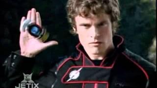 getlinkyoutube.com-Power Rangers Operation Overdrive - Power Rangers Morph 11
