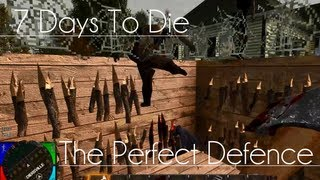 getlinkyoutube.com-The Perfect Defence | 7 Days To Die