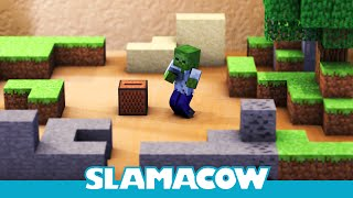 getlinkyoutube.com-Minecraft Leaking into the Real World - Minecraft Animation - Slamacow