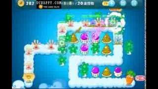 getlinkyoutube.com-Carrot Fantasy Skyline Level 9 walkthrough