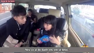 [Vietsub/Unseen Scene] Người Bố Ấm Áp Hoàng Tử Thao - Charming Daddy (Bố Tỏa Sáng)