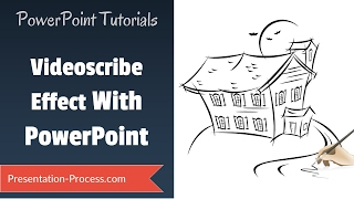 getlinkyoutube.com-How to Create Videoscribe Effect in PowerPoint : Practical Animation Series