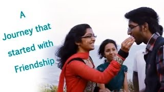 getlinkyoutube.com-A Journey that started with Friendship | Telugu Short Film