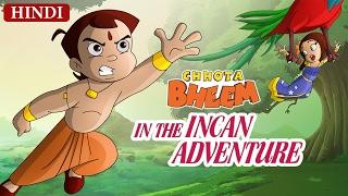 getlinkyoutube.com-Chhota Bheem in the Incan Adventure Movie - Hindi Video