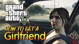 getlinkyoutube.com-GTA 5 - How to Get a HOT Girlfriend (GTA 5 Como Ter uma Namorada) First-person
