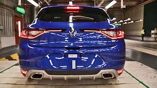 getlinkyoutube.com-► 2016 Renault Mégane 4 - PRODUCTION