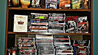 getlinkyoutube.com-BIGGEST WWE DVD/BLU-RAY HAUL YET! 140 PICKUPS! WWE COLLECTION UPDATE (11/23/14)