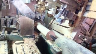 getlinkyoutube.com-เครื่องกลึงไม้