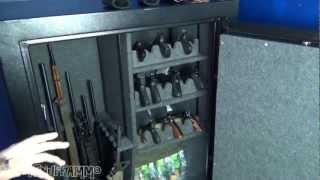 getlinkyoutube.com-Homemade Pistol Racks (Easy DIY Solution)