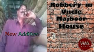 Robbery In Uncle Majboor House