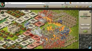 getlinkyoutube.com-Stronghold Kingdoms Tutorial - Tips and Tricks: Defending