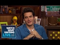 What John Mayer Thinks About Khloe Kardashian's Sex Playlist - WWHL