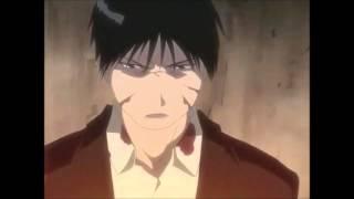 getlinkyoutube.com-Fullmetal Alchemist (2003) Mustang vs Pride English Dub