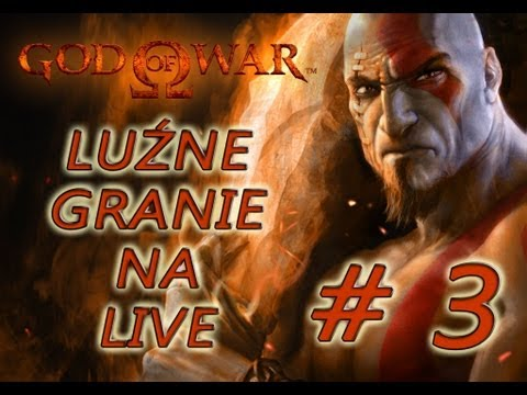 Live: Luźne granie: God of War PS2 #3
