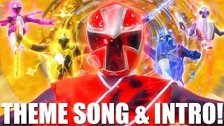 getlinkyoutube.com-Power Rangers Ninja Steel Theme Song & Opening Sequence!