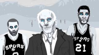 Game of Zones S1:E1 'King James & Spurs White Walkers' width=