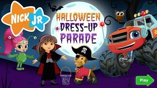 getlinkyoutube.com-Halloween Dress Up Parade - Full New Nick JR HD Game Episode