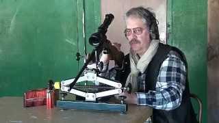 getlinkyoutube.com-La kipplauf Baïkal calibre 270 Winchester.