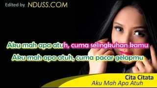 getlinkyoutube.com-[Karaoke] Aku Mah Apa Atuh - Cita Citata (Tanpa Vokal/Minus One)