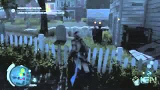 getlinkyoutube.com-Assassin's Creed 3 - Loch Ness Easter Egg