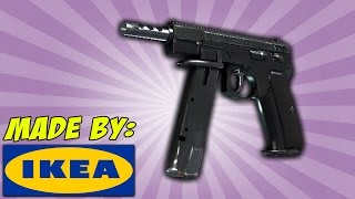 getlinkyoutube.com-HOW TO USE THE POCKET AK47