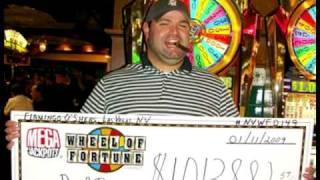 getlinkyoutube.com-Wheel Of Fortune Slot Machine Progressive Winners!