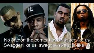 getlinkyoutube.com-Swagger Like Us - T.I. FT. Kanye West, Jay-Z, and Lil Wayne HQ