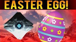 getlinkyoutube.com-Taken Ghost Easter Egg ? - The Taken King Raid Ghost Shell !