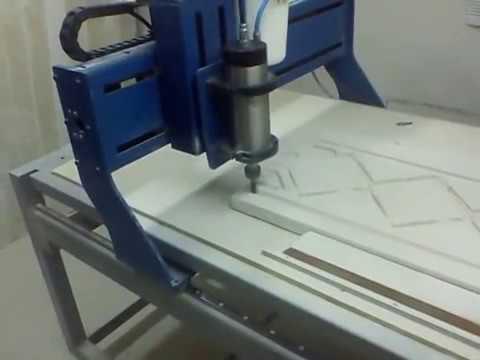 Maquina CNC Router Fabricada en Chile