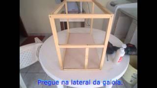 getlinkyoutube.com-Como fazer uma gaiola de forma fácil e rápida