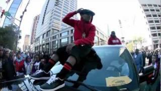 Bow Wow crée des émeutes dans les rue d'Indianapolis