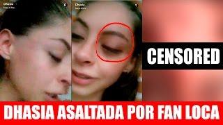 getlinkyoutube.com-Dhasia Wezka ASALTADA Y GOLPEADA por FAN - El PACK de DAIANA HERNANDEZ