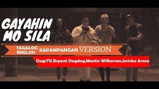 Gayahin Mo Sila  EXB OC DAWGS  HAYAAN MO SILA PARODY (Kapampangan Tagalog English)