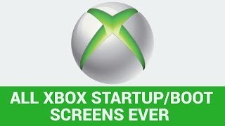 getlinkyoutube.com-ALL XBOX STARTUP SCREENS | All Xbox Console Startups showing the History of the Startup Screen