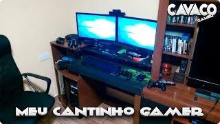 getlinkyoutube.com-VLOG/SETUP - Meu cantinho gamer