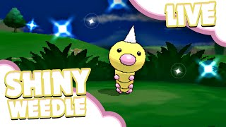 getlinkyoutube.com-Live Shiny Weedle - Chain of 40 Via PokeRadar - Pokemon X | Shiny Living Dex (13/721)