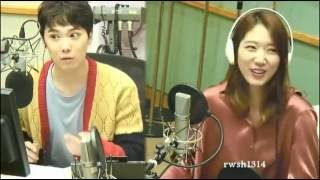 getlinkyoutube.com-[Full] 161017 박신혜 Park Shin Hye FT Island @ 이홍기 Lee Hong Ki's Kiss the Radio