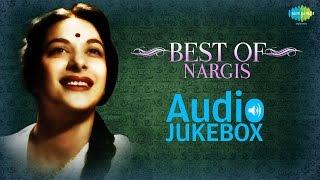 getlinkyoutube.com-Best Of Nargis Songs | Pyar Hua Ikrar Hua | Audio Jukebox