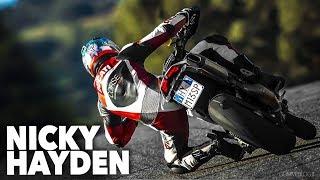 getlinkyoutube.com-Ducati Hypermotard ★ WHEELIE Stunt Rider Motorcycle Bike Riding